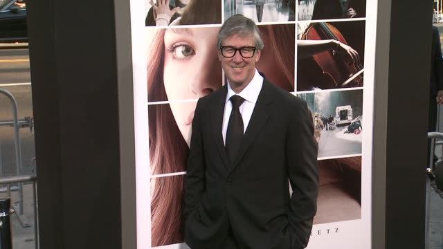 Alan Ruck at the If I Stay Los Angeles Premiere at TCL Chinese 6 Theatres on August 20 2014 in Hollywood California