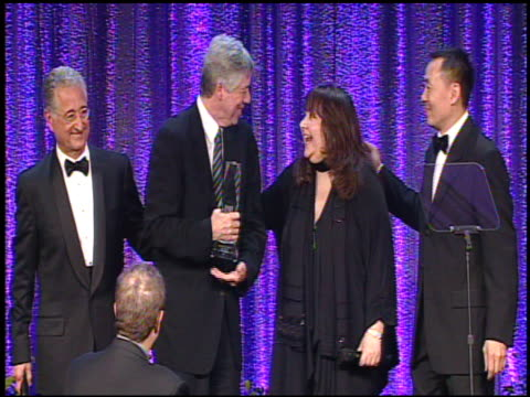 alan silvestri at the composer david arnold to receive bmi's richard kirk award at the bmi film/tv awards at beverly hills ca. - entertainment occupation stock videos & royalty-free footage