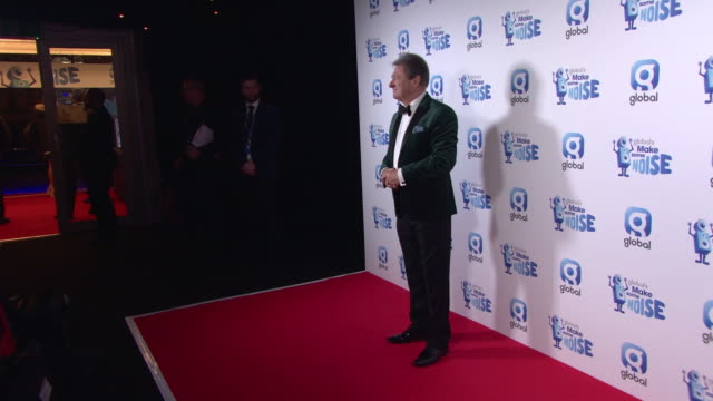 alan titchmarsh at global's make some noise night gala on november 20, 2018 in london, england. - alan titchmarsh stock videos & royalty-free footage