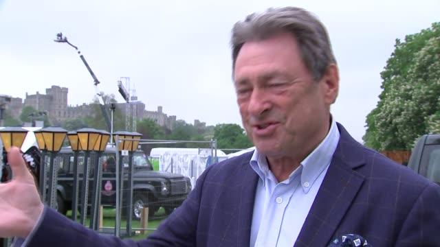 alan titchmarsh interview; alan titchmarsh interview sot - alan titchmarsh stock videos & royalty-free footage