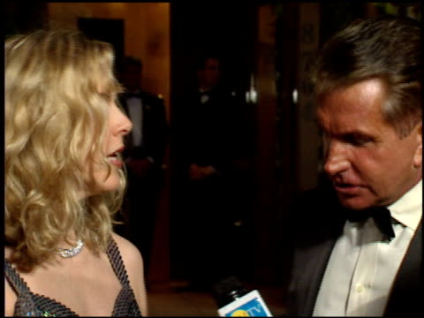 stockvideo's en b-roll-footage met alana stewart at the 1998 academy awards vanity fair party at morton's in west hollywood california on march 23 1998 - 70e jaarlijkse academy awards