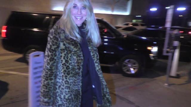 alana stewart shares her thoughts on michael avenatti's guilty ruling outside craig's restaurant in west hollywood in celebrity sightings in los... - alana stewart stock videos & royalty-free footage