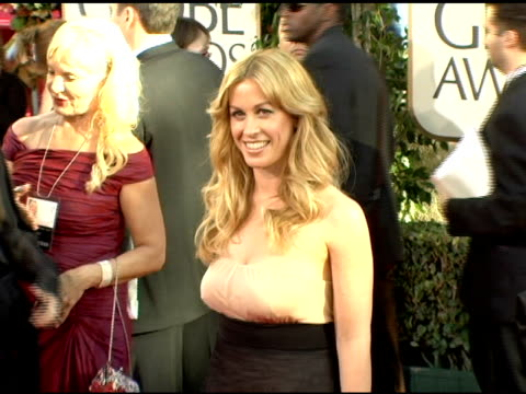 Alanis Morissette at the 2006 Golden Globe Awards Arrivals at the Beverly Hilton in Beverly Hills California on January 16 2006