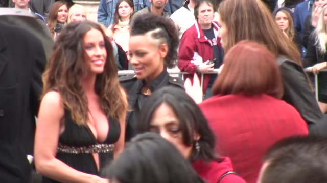Alanis Morissette at the Prince of Persia Premiere Grauman's Chinese Theatre in Hollywood at the Celebrity Sightings in Los Angeles at Hollywood CA