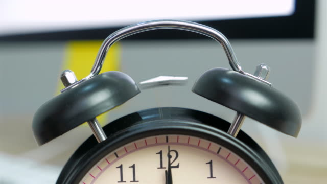 alarm clock - deadline stock videos & royalty-free footage