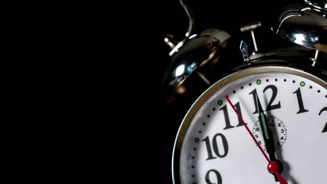 alarm clock - timer stock videos and b-roll footage