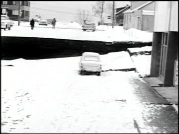 [alaska earthquake damage] - 15 of 36 - 1964 stock videos & royalty-free footage