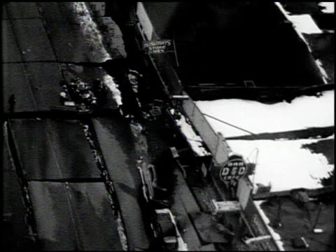 vidéos et rushes de [alaska earthquake damage] - 2 of 36 - 1964