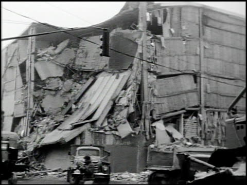 [alaska earthquake damage] - 23 of 36 - 1964 stock videos and b-roll footage