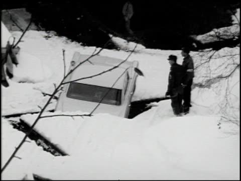 [alaska earthquake damage] - 34 of 36 - anno 1964 video stock e b–roll