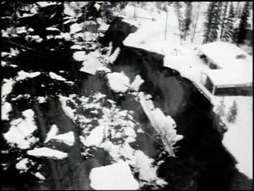 [alaska earthquake damage] - 7 of 36 - see other clips from this shoot 2021 stock videos & royalty-free footage