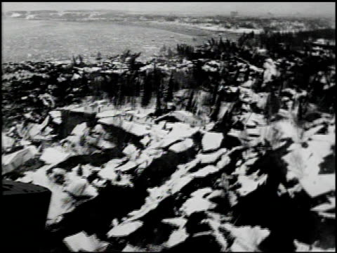 vidéos et rushes de [alaska earthquake damage] - 9 of 36 - 1964