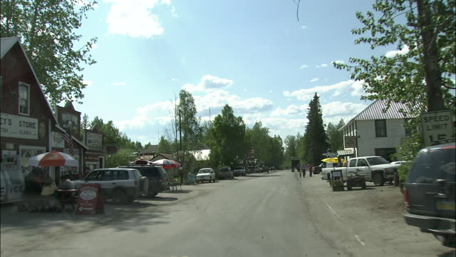 alaska talkeetna - denali national park stock videos & royalty-free footage