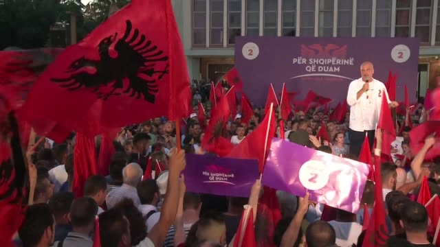 Albania's legislative elections on Sunday could put an end to a long tradition of voting tainted by fraud violence and disputes which would mark an...