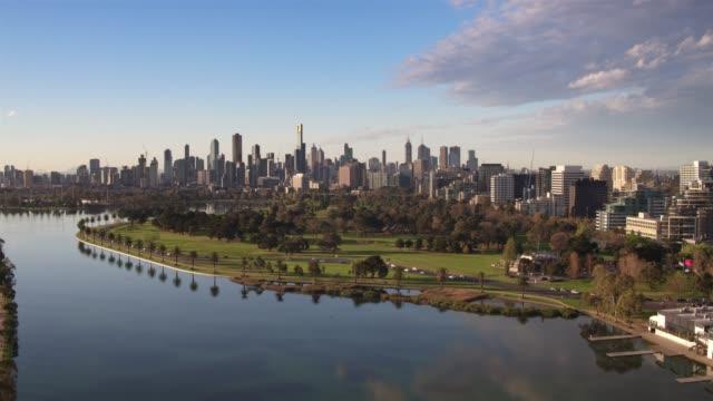 Albert Park, Melbourne City, Victoria, Australia