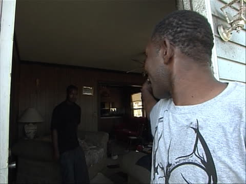 alberta city alabama resident carlos tubbs recounts his experience when the tornado came through scores of tornadoes swept through alabama... - environment or natural disaster or climate change or earthquake or hurricane or extreme weather or oil spill or volcano or tornado or flooding stock videos & royalty-free footage