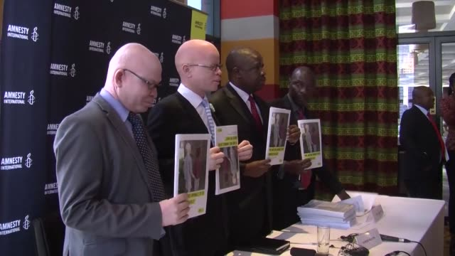 Albinos in Malawi are being targeted in an unprecedented wave of brutal attacks Amnesty International says blaming police for failing to tackle a...