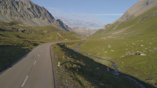 Albula Pass Road, Switzerland, Europe