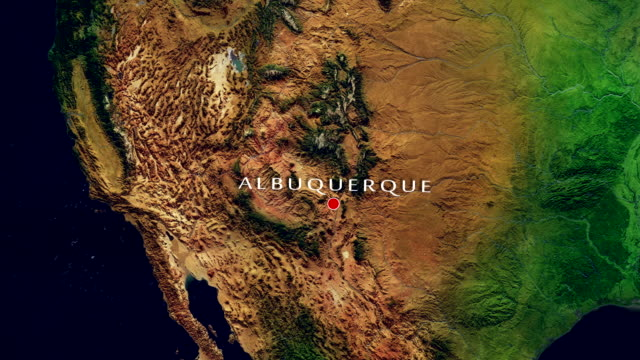 Zoom de Albuquerque 4K en