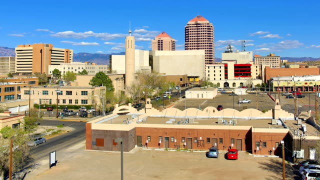 albuquerque, nm - new mexico stock videos and b-roll footage