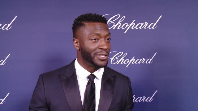INTERVIEW Aldis Hodge on being part of the PSIFF On what is was like on the Hidden Figures set On the cast wanting to honor these extraordinary...