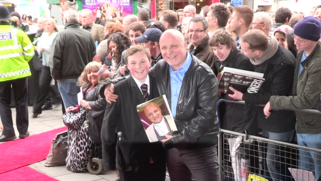 aldo zilli at we will rock you - 10 year anniversary celebration at dominion theatre on may 14, 2012 in london, england - the dominion theatre stock videos & royalty-free footage