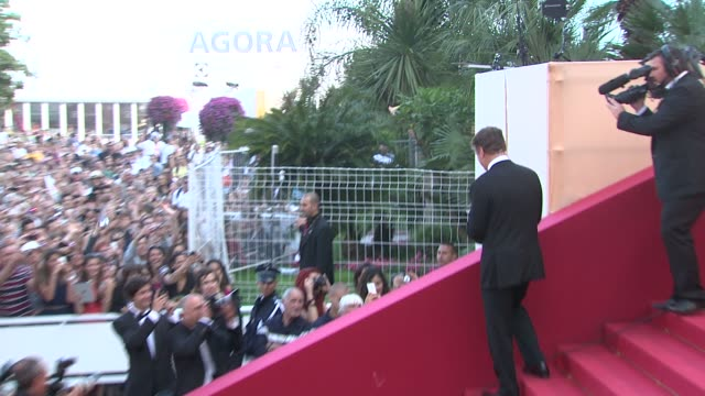 65th cannes film festival at lumiere on may 26 2012 in cannes france - alec baldwin stock videos and b-roll footage