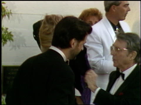 alec baldwin at the 1991 academy awards at the shrine auditorium in los angeles california on march 25 1991 - alec baldwin stock videos and b-roll footage