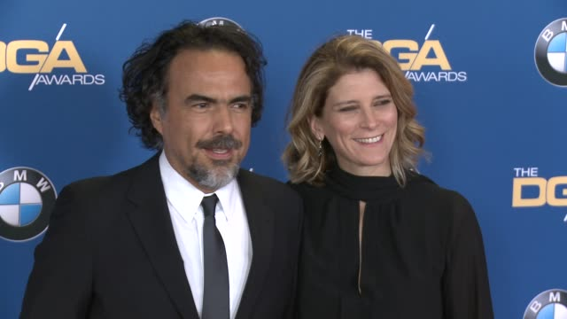 Alejandro G Iñárritu at 68th Annual Directors Guild Of America Awards in Los Angeles CA