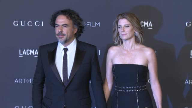 Alejandro Gonzalez Inarritu at 2015 LACMA ArtFilm Gala Honoring Alejandro G Inarritu And James Turrell Presented By Gucci at LACMA on November 07...