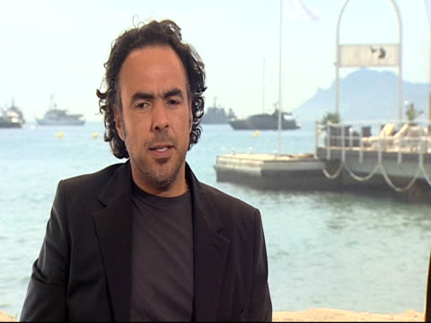 Alejandro Gonzalez Inarritu on how he finds people and characters more interesting if under extreme circumstances