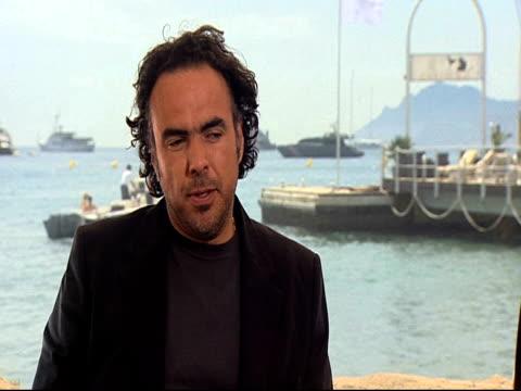 Alejandro Gonzalez Inarritu on Javier Bardem's character Uxbal