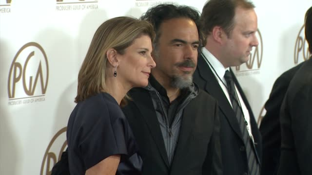 Alejandro González Iñárritu at 26th Annual Producers Guild Awards in Los Angeles CA
