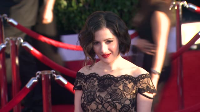 Aleksa Palladino at 18th Annual Screen Actors Guild Awards Arrivals on 1/29/2012 in Los Angeles CA
