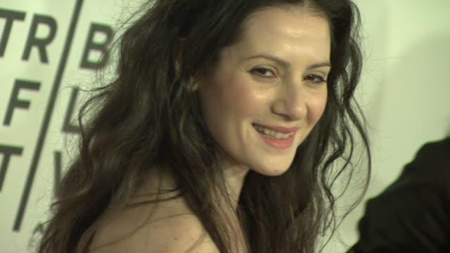 Aleksa Palladino at the 2011 Tribeca Film Festival 'The Bang Bang Club' Premiere at New York NY