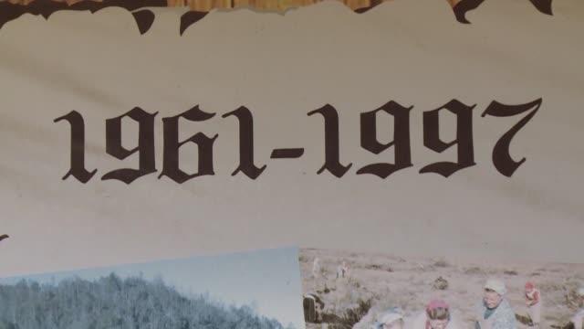 alemania indemnizara a las victimas de colonia dignidad un antiguo enclave aleman fundado por un veterano nazi en chile donde se cometieron abusos... - nazismo stock videos & royalty-free footage