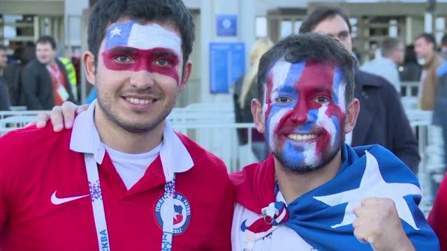 Alemania y Chile protagonizaron un vibrante partido que finalizo con empate 11 el jueves en Kazan en la segunda jornada de la Copa Confederaciones...