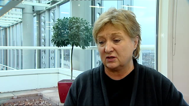 Alert over Frenchmade breast implants ENGLAND London INT Dr Susanne Ludgate interview SOT