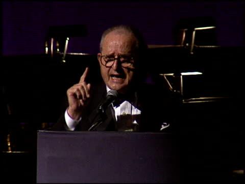 Alex Banos at the American Cinema Awards at the Biltmore Hotel in Los Angeles California on November 2 1996