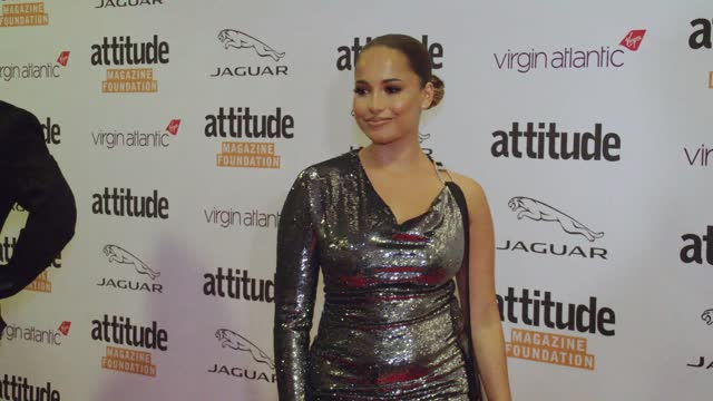 alex gill attends the virgin atlantic attitude awards 2021 at the roundhouse on october 06, 2021 in london, england. - attitude stock videos & royalty-free footage