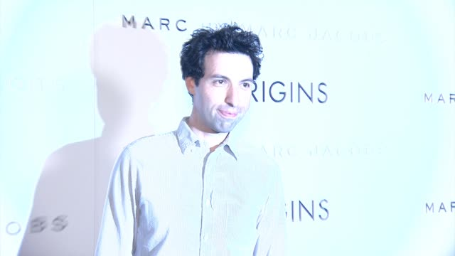 alex karpovsky at fox searchlight pictures i origins new york premiere presented by marc by marc jacobs at landmark sunshine cinema on july 10 2014... - marc jacobs designer label stock videos and b-roll footage