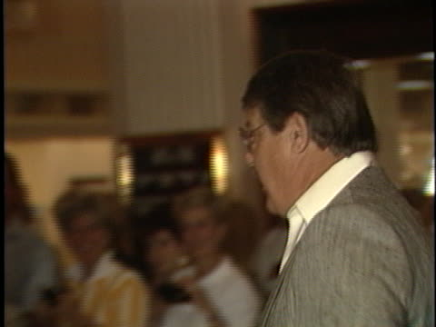 Alex Karras at the Amnesty International Party at Beverly Hilton