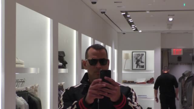 Alex Rodriguez shopping in Beverly Hills in Celebrity Sightings in Los Angeles