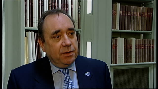 int alex salmond msp interview sot lessons to be learned - erskine bridge stock videos & royalty-free footage