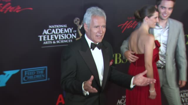Alex Trebek at the 37th Annual Daytime Emmy Awards at Las Vegas NV