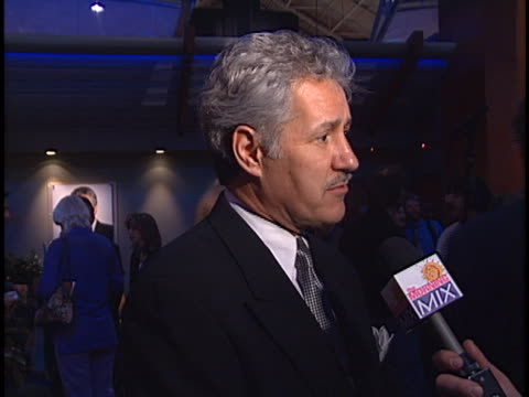 Alex Trebek at the NATPE Convention at New Orleans in New Orleans LA