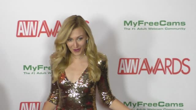 alexa grace at the 2017 avn awards nomination party at avalon nightclub in hollywood celebrity sightings on november 17 2016 in los angeles california - nomination stock videos & royalty-free footage