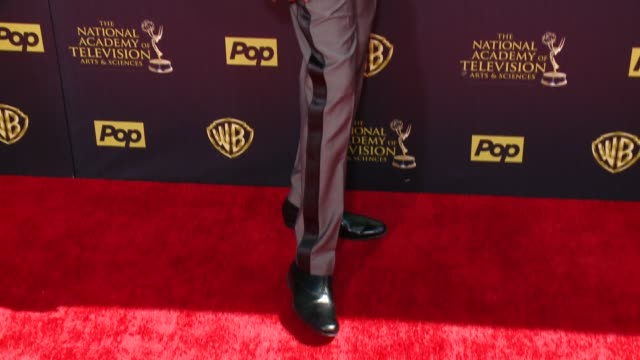 j alexander at 42nd annual daytime emmy awards at warner bros studios on april 26 2015 in burbank california - annual daytime emmy awards stock videos & royalty-free footage