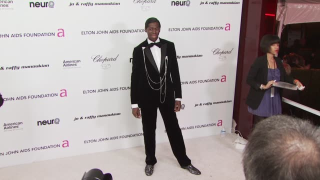 alexander at the 18th annual elton john aids foundation oscar party at west hollywood ca. - oscar party stock videos & royalty-free footage