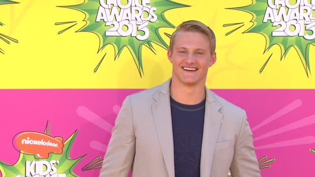 Alexander Ludwig at Nickelodeon's 26th Annual Kids' Choice Awards 3/23/2013 in Los Angeles CA